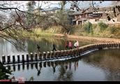 大西南古镇行:小桥流水,清幽恬淡的柳江古镇