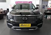 凤泉传祺GS8超低首付1.5万元 包牌贷走