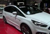 欧洲最热销MPV福特麦柯斯,2.0T七座MPV对飚别克GL8