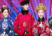 璎珞和傅恒穿着婚服站在了一起,美梦成真,吴谨言感动的流泪!