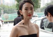 如懿传高晞月扮演者童瑶出席ELLE中国三十周年风尚大典