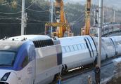 韩国江陵线高铁列车恢复运行 曾脱轨致16伤