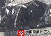 5人被烧身亡!广西一小车发生燃烧,现场惨烈!