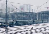 中国铁路心脏——郑州火车站