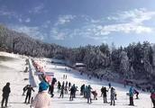 四万平米超大滑雪场,体验雪上飞驰,感受冰雪世界的速度与激情!