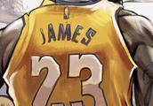 不服不行!詹姆斯生涯不同阶段前30场比赛场均数据一览