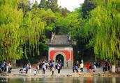 北京大学校园美景,高三的孩子们困了,累了,点开看看