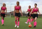 英女足球队因穿着暴露被禁赛