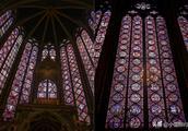 法国巴黎最古老最精美的教堂,就在巴黎圣母院旁边,却鲜为人知