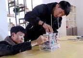 青海学生发明智能插座获得新型专利,下一个会是你吗