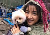 《小女花不弃》林依晨小乞丐造型模仿狗狗!粉丝:超喜欢她!