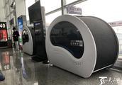 """乌市机场提供50个""""盒子"""",为旅客补充睡眠"""