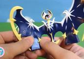 宠物小精灵皮卡丘伊布你追我赶月亮神兽拼装玩具口袋妖怪造型