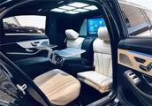 S级中的大哥大,迈巴赫S800,一台车的价格买两辆740!