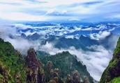 2019年4.30-5.4牡丹园-秦巴瀑布-神农架-神农顶-神农坛-天生桥5日