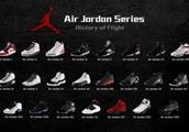 大神科普AJ(Air Jordan)飞人乔丹篮球鞋所有系列,你喜欢哪一双