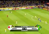 千万不要激怒罗纳尔多,你看这就是日本队的下场!超清