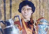 中国乒乓球运动员邱钟惠日记明志:少活二十年,也要夺取世界冠军!