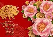 2019年春节吉祥祝福语大全,温暖美好,愿你猪年笑开怀!