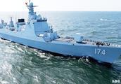 为抗衡中国驱逐舰!印度又傻傻地上当:11亿美金掉大海了