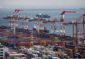 日本出口增长几近停顿 受全球经济减速与贸易紧张形势冲击
