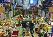 世界上最大的古董仓库!好莱坞都来借道具