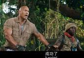 巨石强森最新电影,场面火爆有趣!