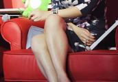 李湘,穿上高跟鞋,她比谁都有气场!