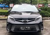 2018款丰田塞纳新车到店 最低39.8万起