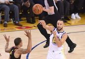 NBA总决赛—詹姆斯空砍51分 勇士加时胜骑士总分1—0