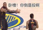 NBA总决赛生死时刻!JR到底干了什么?把詹姆斯急成这样