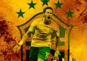 王者归来,内马尔伤愈复出帮助巴西取胜,壁纸