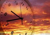 时间不等人,眨眼就一天;人生不等人,只有三万天!