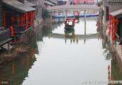 投资120亿,打造的中原唯一水乡古镇,景美还人少,就在河南