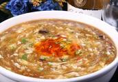 木须酸辣汤怎么做好吃,木须酸辣汤的家常做法