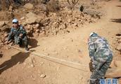 中国赴苏丹达尔富尔维和工兵分队圆满完成道路勘察任务