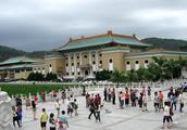 中国台北故宫博物院的镇馆三宝,参观需排队,一件险被日本人掠去