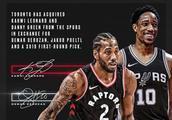 2018年NBA十大交易