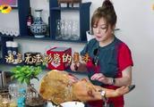 国产酱香火腿现身中餐厅,价值1.5万,赵薇这行为打脸很多艺人?