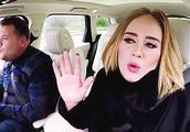小伙带阿黛尔兜风,当车载音乐响起,看看真正的歌手是什么样的!