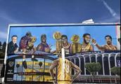 """湖人总裁怒斥破坏詹姆斯壁画的洛杉矶球迷,称其""""不是湖人球迷"""""""