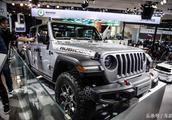 售42.99万~53.99万 全新一代Jeep牧马人正式发布