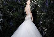 心理学:选一件你最喜欢的拖尾婚纱,测出你会在几岁时结婚?