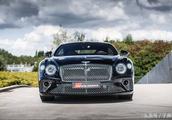 全新宾利-欧陆 GT吸引力很强,网友:又是买不起的豪车