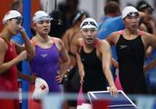 遗憾!女子4X100米混合泳接力,中国队因犯规,银牌被取消!