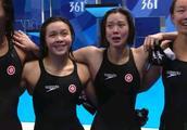 遗憾!女子4X100米混合泳接力,中国队银牌成绩遭取消