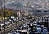 全世界十大最拥堵的城市,你知道中国哪里最堵吗?