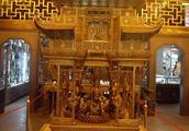 游杭州河坊街,看江南朱家铜屋(3)