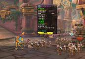魔兽世界8.0:小号福利,激流堡之战可以无限刷340+装备!