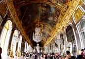 世界五大宫殿之一——法国凡尔赛宫